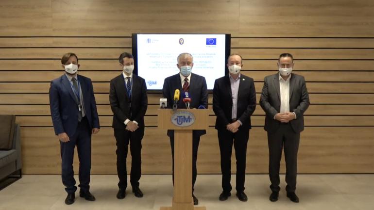 Inaugurarea a 10 laboratoare moderne în cadrul Universității Tehnice a Moldovei