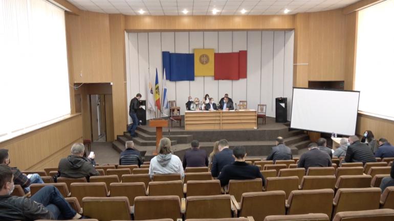 Licitația funciară cu strigare privind vânzarea-cumpărarea terenurilor din intravilanul municipiului Chișinău