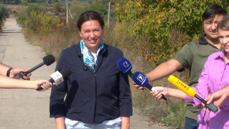 Agenda - Declarații de presă la Complexul Hidroenergetic Nistreanu. Vizită organizată de Ministerul Mediului