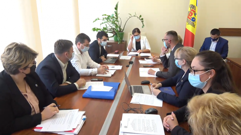 Ședința Comisiei de control al finanțelor publice, din 15 septembrie 2021