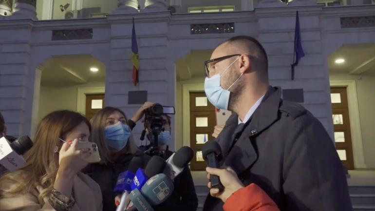 Percheziții la Procuratura Generală, după inițierea urmăririi penale în privința lui Aleksandr Stoianoglo