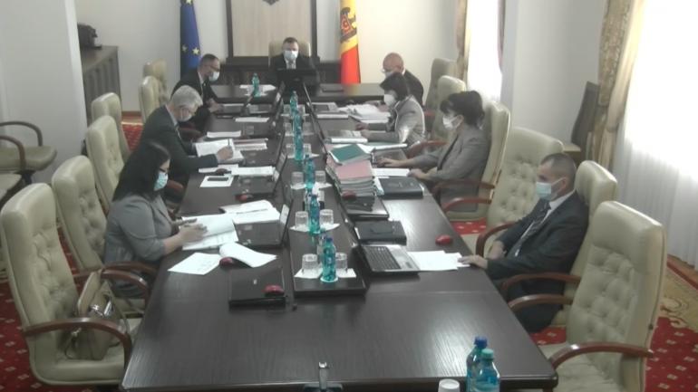 Ședința Consiliului Superior al Magistraturii, din 5 octombrie 2021