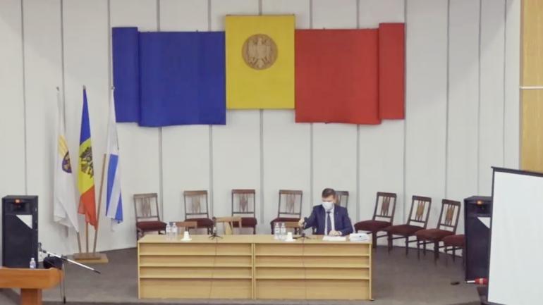 Ședința Consiliului Municipal Chișinău, din 7 octombrie 2021