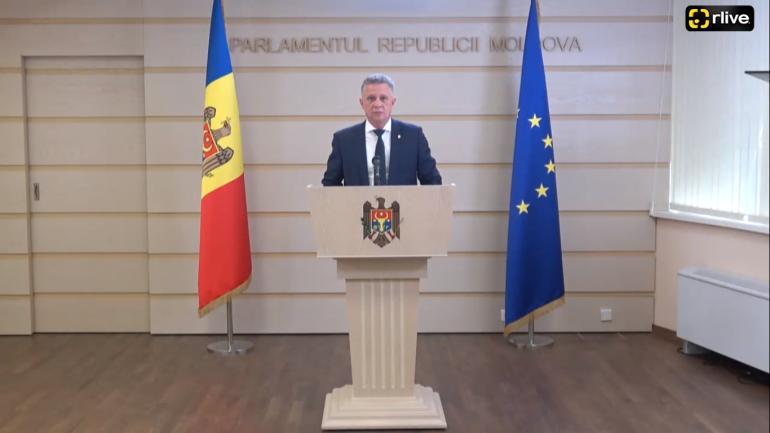 Agenda - Briefing de presă al deputatului Vadim Fotescu, Fracțiunea Partidului ȘOR