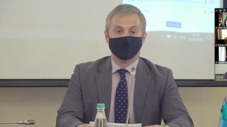 """Centrul de Resurse Juridice din Moldova lansează studiul """"De la hotărâri judecătorești la justiție – cum să avem o mai bună motivare a actelor judecătorești în Republica Moldova"""""""