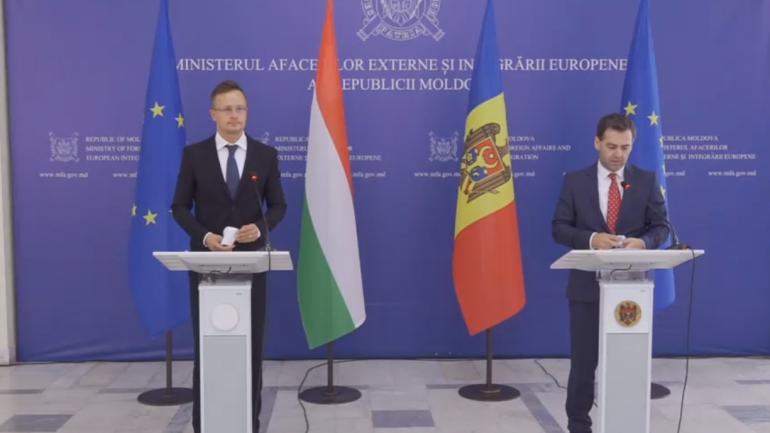 Agenda - Declarații de presă susținute de Ministrul Afacerilor Externe și Integrării Europene Nicu Popescu și Ministrul Afacerilor Externe și Comerțului Exterior al Ungariei, Péter Szijjárt