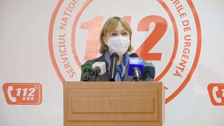 Conferința de presă privind lansarea oficială a proiectului de monitorizare la distanță a pacientului cu COVID-19