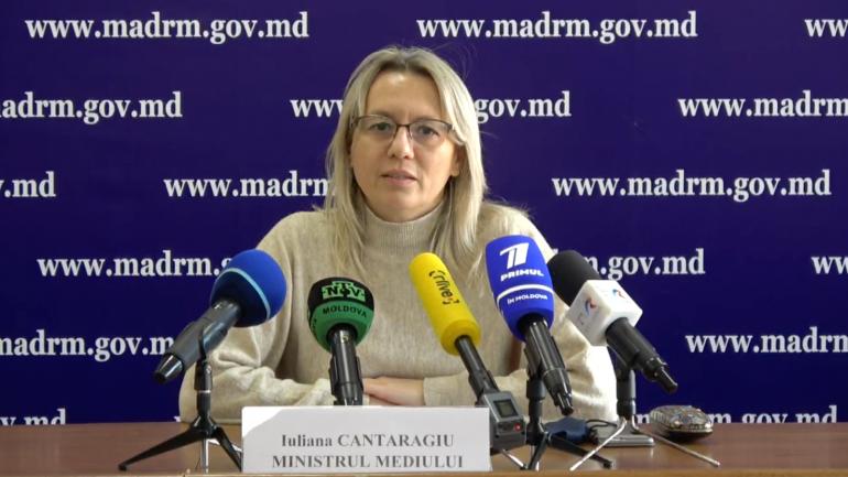 """Ministrul Mediului, Iuliana Cantaragiu anunță despre lansarea campaniei anuale """"Un arbore pentru dăinuirea noastră"""""""