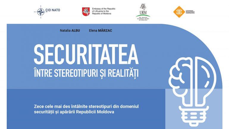 """Agenda - Masa rotundă """"Impactul dezinformării asupra securităţii și importanța promovării culturii de securitate"""""""