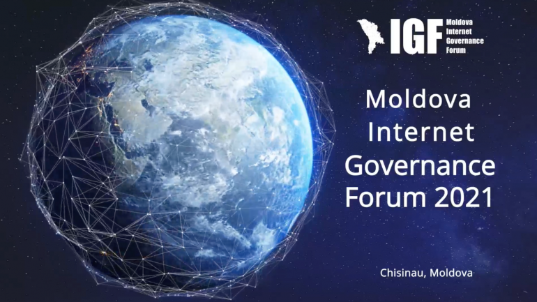 Moldova Internet Governance Forum (Ziua II)