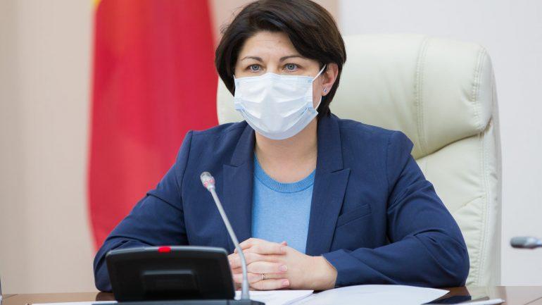 Ședința Guvernului Republicii Moldova, din 13 octombrie 2021