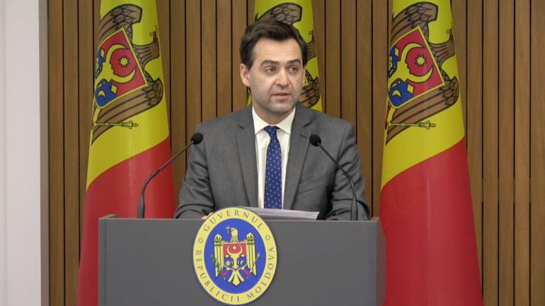 Agenda - Declarații de presă susținute de viceprim-ministrul și ministrul Afacerilor Externe Nicu Popescu, și viceprim-ministrul și ministrul Infrastructurii și Dezvoltării Regionale, Andrei Spînu