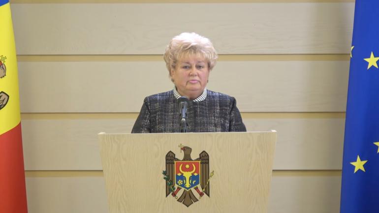 """Agenda - Reghina Apostolova, deputat din partea Partidului """"Şor"""", susține un briefing de presă"""