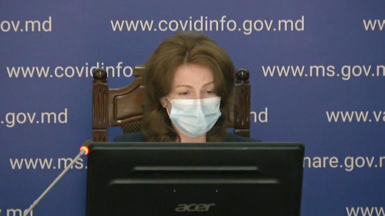 Conferința de presă privind situația epidemiologică și derularea campaniei de vaccinare împotriva COVID-19