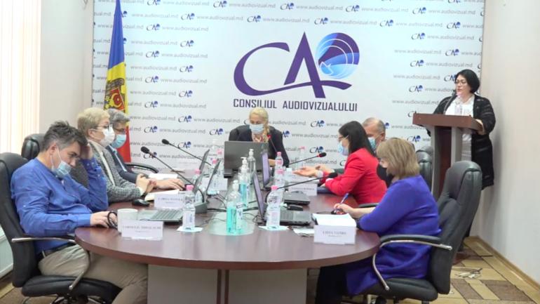 Ședința Consiliului Audiovizualului, din 15 octombrie 2021