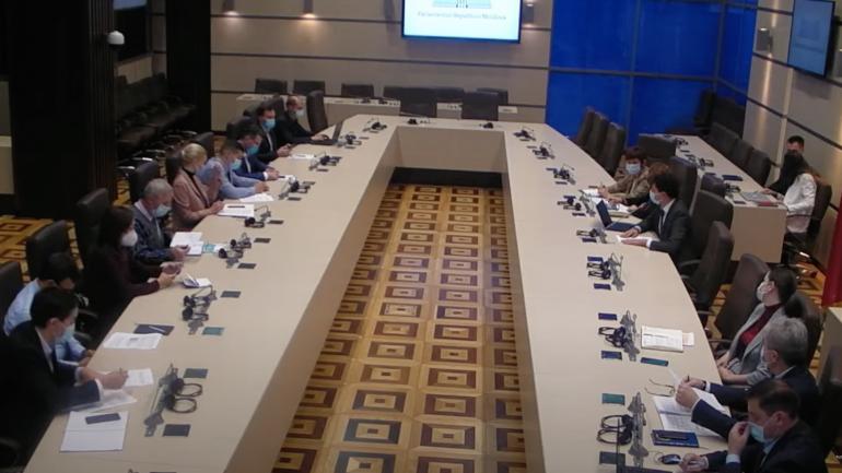 Consultări publice la Parlament privind inițierea unui proiect de modificare a Legii privind piața produselor petroliere
