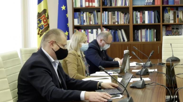 Consultări publice organizate de Comisia mediu și dezvoltare regională asupra proiectului de modificare a Legii cu privire la spațiile verzi ale localităților urbane și rurale