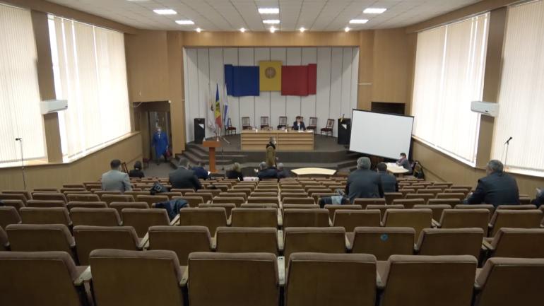 Continuarea Ședinței Consiliului Municipal, începută pe 7 octombrie 2021