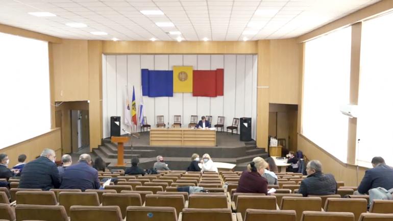 Ședința Consiliului Municipal Chișinău, din 19 octombrie 2021