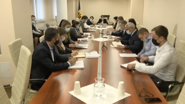 Ședința Comisiei de control al finanțelor publice – 13 octombrie 2021