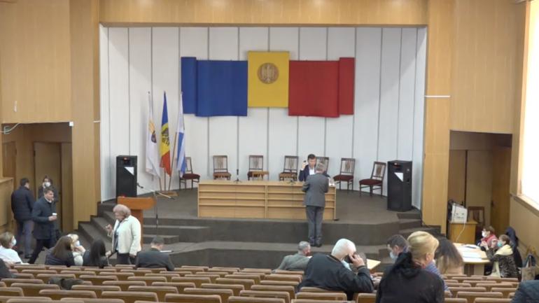 Agenda - Ședința de îndată a Consiliului Municipal Chișinău (21 octombrie 2021)
